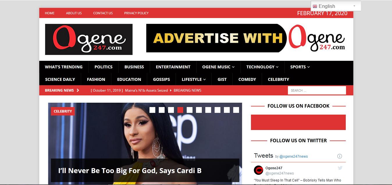 Ogene247news
